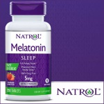 Natrol Melatonin 5mg (250粒) (限用大固)